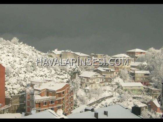2012 Zonguldak Kışından enstantaneler Mart 13 2012 Mart ortası efsanesi